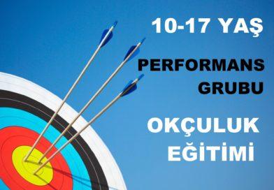 10-17 Yaş Performans Grubu