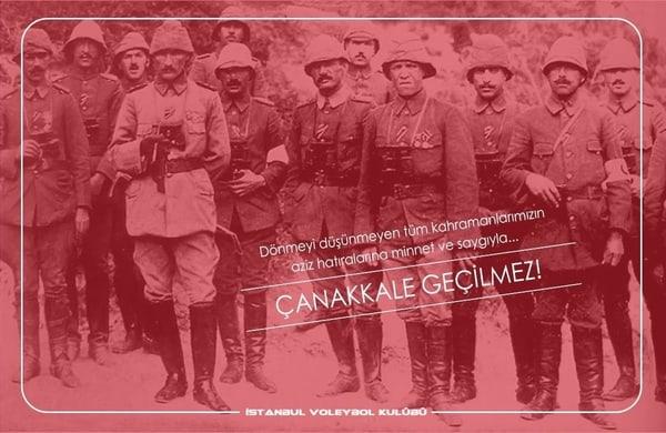 18 Mart Çanakkale Deniz Zaferi'nin 106.Yılı Kutlu Olsun (Video)