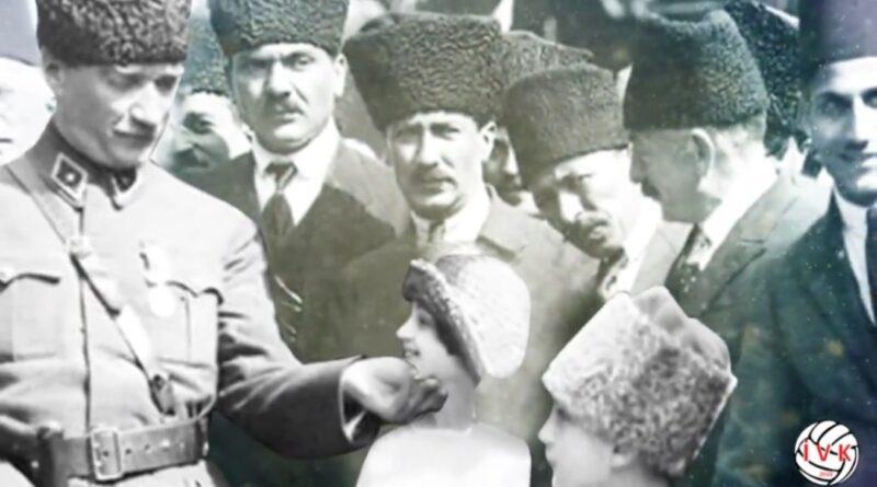 (Video Haber) 19 Mayıs Atatürk'ü Anma, Gençlik ve Spor Bayramı